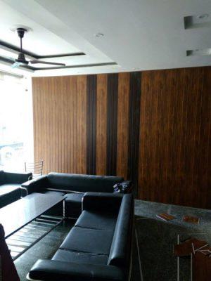 دیوارپوش 6 متری PVC