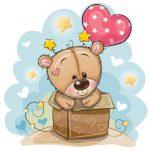 تدی در جعبه