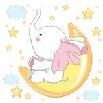 فیل رو ماه