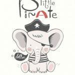 فیل دزد دریایی