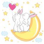 خرگوش رو ماه