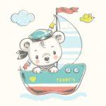 بچه خرس ملوان
