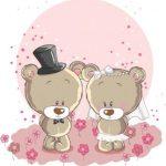 عروسی خرس ها