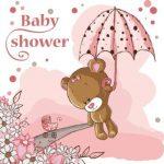 خرس با چتر