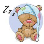 خرس خواب آلو