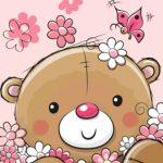 خرس و گل
