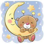خرس و ماه