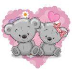 بجه خرس دختر و پسر