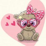 بچه خرس دختر