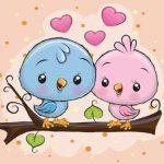 پرنده های کوچولو