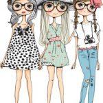 دخترهای نوجوان