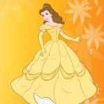 سیندرلا با لباس طلایی