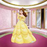 سیندرلا با لباس زرد