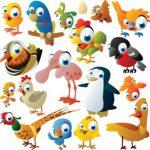 عکس کارتونی حیوانات