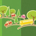 اتوبوس و درخت