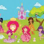 پرنسس های کوچولو و قلعه