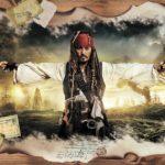 عکس دزدان دریایی کارایب