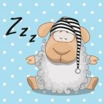 گوسفند خواب آلو