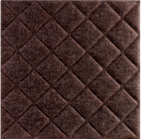 تایل آکوستیک مربع دوبل